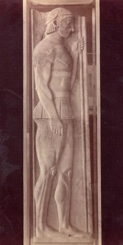 Stele of Aristion